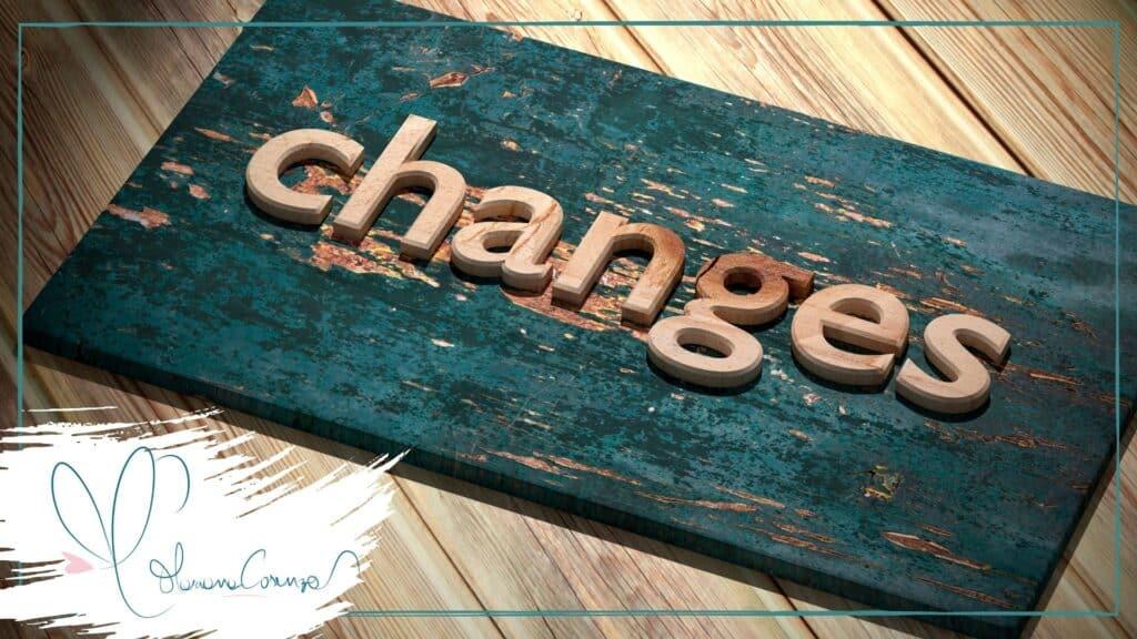iniziare un cambiamento